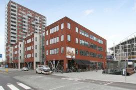 Syntrus verhuurt 1.300 m2 kantoor in Leiden