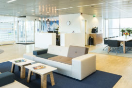 Corporate Places biedt circulair deelplatform met flexplekken