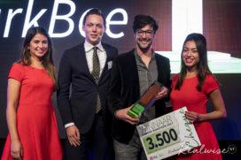 ParkBee wint Groene Baksteen 2017