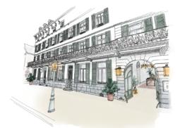 Vondel Hotels opent vier vestigingen in 2018