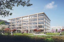 RED Company ontwikkelt hoofdkantoor Danone