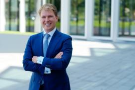 Oud-Young Talent Klaas Boekschoten naar Kroese Paternotte