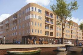 Habion verwerft woningen in Houthavens Amsterdam