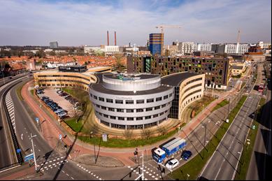 Focus Real Estate koopt Larixplein 1-4 in Eindhoven