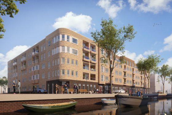 Bouwinvest koopt en verhuurt zorgcomplex in Amsterdam