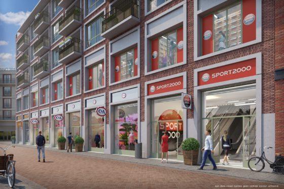 Drie nieuwe huurders in Leidsche Rijn Centrum