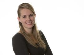 Denise Hoogendoorn hoofd Facility Management Colliers