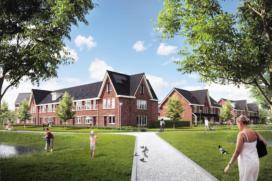 Blauwhoed begint bouw Park100 Alphen aan den Rijn