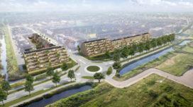 Groen woningproject Alphen aan den Rijn