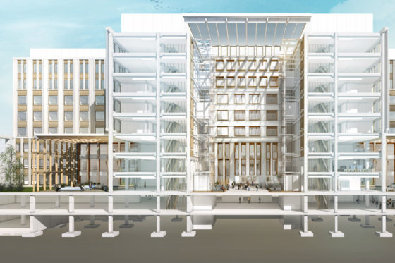 Nieuw hoofdgebouw voor Radboudumc