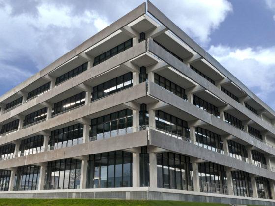 Ontwerpgebouw verworven door consortium particulieren