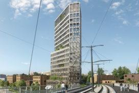 KCAP en OSLO winnen prijsvraag voor woontoren Straatsburg