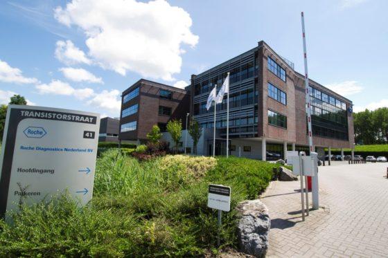 Roche Diagnostics tekent bij voor 4.000 m2 in Almere