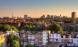 Gemiddelde WOZ-waarde Amsterdam naar record