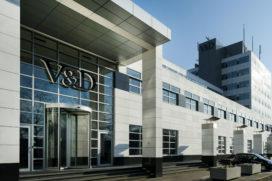 Regus opent vestiging in voormalig hoofdkantoor V&D