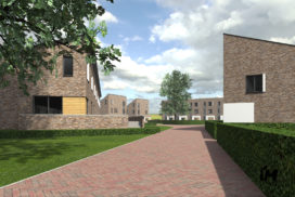 Bouwinvest koopt 54 woningen in Apeldoorn