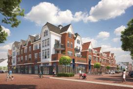 Annexum koopt winkelcentrum Oegstgeest aan de Rijn