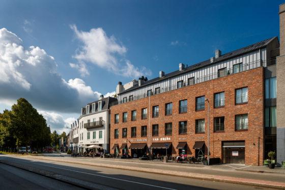 Gasthuyspoort Breda, foto Abe van Ancum