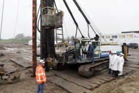 Exeter Property Group start bouw DC Nieuwegein
