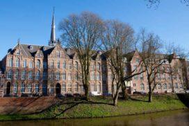 Oplevering appartementen in klooster Mariënburg
