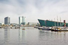 CBRE: Amsterdam heeft grootste daling kantorenleegstand van Europa