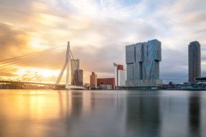Lichte daling Nederlandse vastgoedmarkt