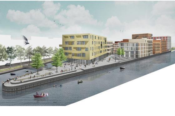 Vesteda koopt 202 nieuwbouwwoningen Diemen
