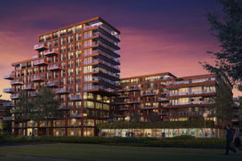 Hotelappartementen naast Stadshart Amstelveen
