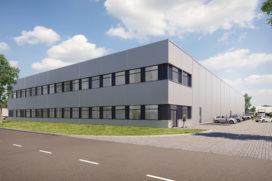 DHG verhuurt 11.193 m2 in Europoort aan Abird