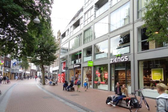 Particuliere beleggers kopen winkels Nijmegen