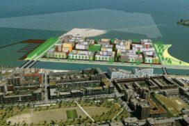 Eerste project Centrumeiland IJburg in voorbereiding