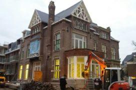 Compartijn levert luxe Haagse zorgvilla op