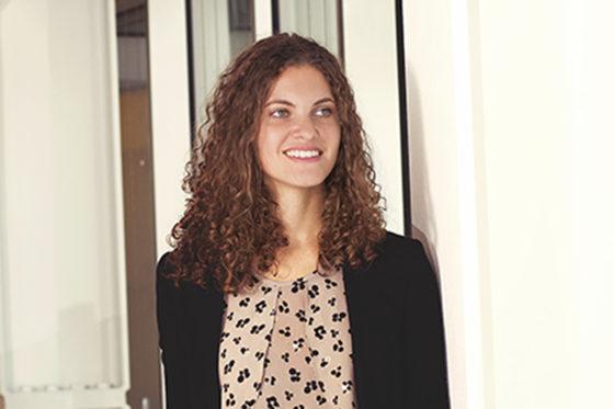 Rising Star: Corina Regales