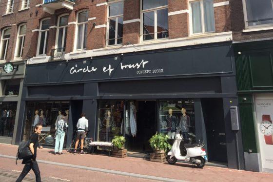 Vastned Retail koopt Ferdinand Bolstraat 47-49 Amsterdam