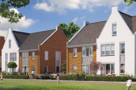 Dura Vermeer ontwikkelt duurzame woningen Gouda