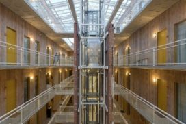 Loftwoningen in voormalig kaaspakhuis Gouda