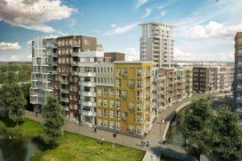 'Zeldzame kans voor groenblauwe metropool'