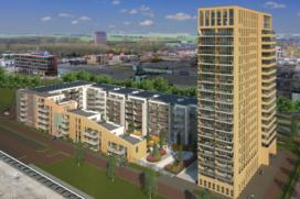 Delta Lloyd verwerft nieuwbouwappartementen Hoorn