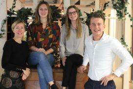 Vijf nieuwe werknemers Flexas.nl