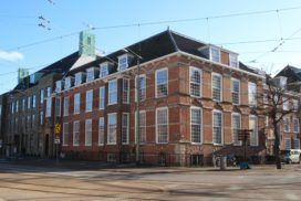 Haags Van Wassenaer-gebouw in trek