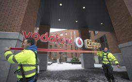 VodafoneZiggo verhuist binnen Sneek