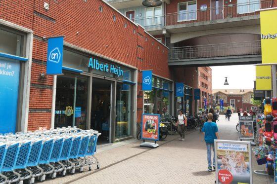 ASR koopt winkelcentrum Castellum in Houten