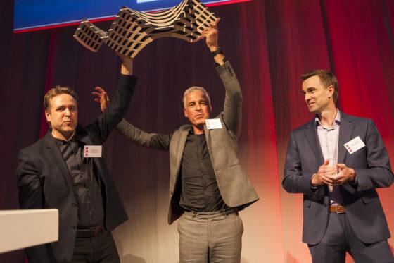 Winnaars Zuiderkerkprijs 2017, Foto Tom Feenstra