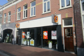 Yaya Mode naar Nijmegen
