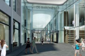 Kroonenberg verhuurt winkel in de Barones