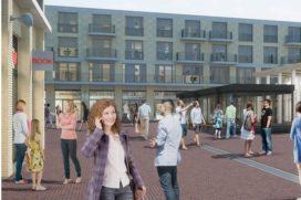 BPD ontloopt bouwstop winkelcentrum Anklaar