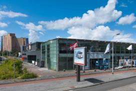 Pon verkoopt showroom en tankstation in Groningen