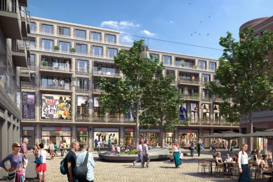 Van Uffelen vestigt zich in Leidsche Rijn Centrum