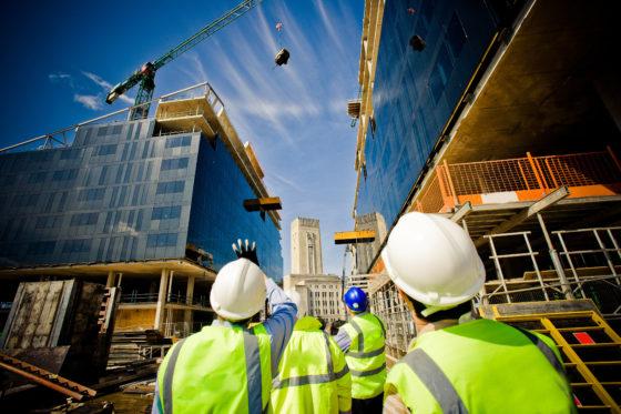 Flinke omzetgroei bouwsector