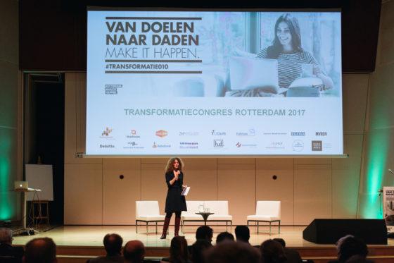 Transformatiecongres 2017, foto: KSK Photography